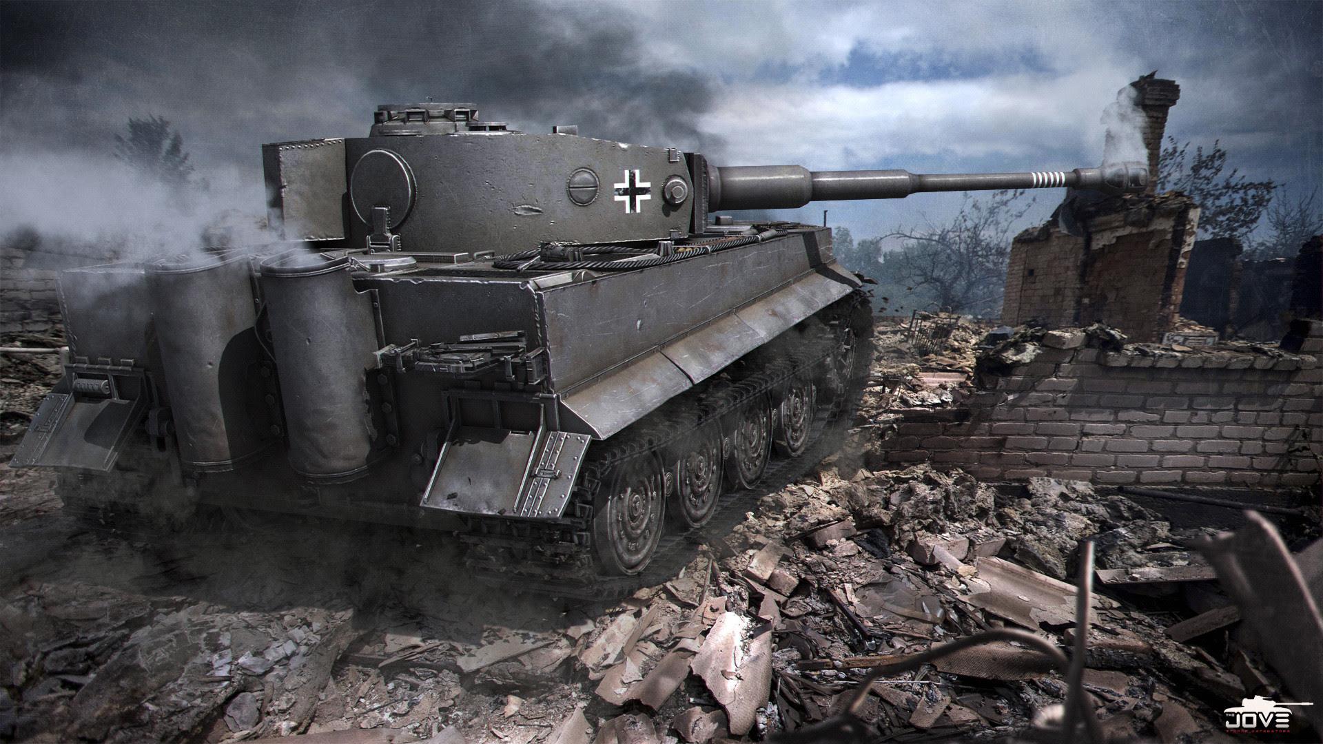 King Tiger Tank Wallpaper 74 Images