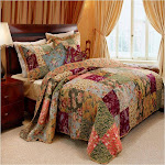 Greenland Antique Chic Quilt Set, Twin