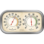 Springfield Humidity Meter & Thermometer