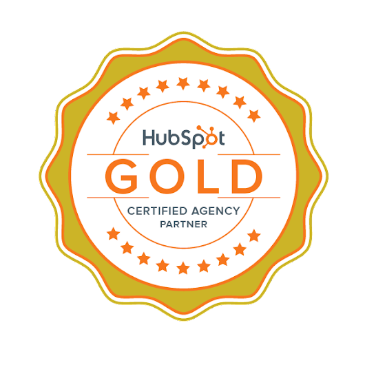 HubSpot Partner from Silver to Gold in Record Time for our Birthday