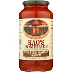 Rao's Homemade Roasted Garlic Sauce - 1 Each - 24 OZ