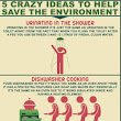 5 Crazy Ideas To Help Save The Environment | Visual.ly