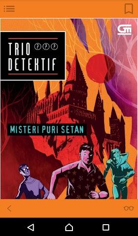 Misteri Puri Setan #Review