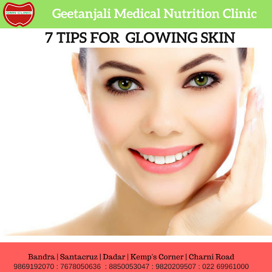 7 TIPS FOR GLOWING SKIN - Blog