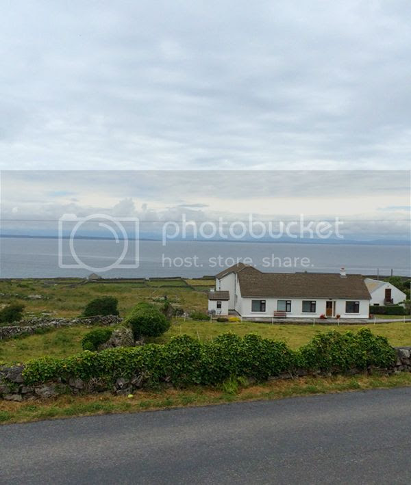 Inishmoor Island Ireland