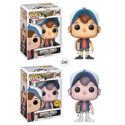Gravity Falls Dipper Pines Pop! Vinyl Figure - Funko - Gravity Falls - Pop! Vinyl Figures at Entertainment Earth
