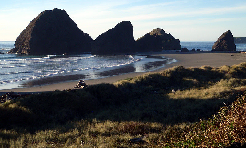 North of Gold Beach, OR