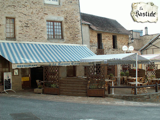 Restaurants in de Limousin | La-Bastide