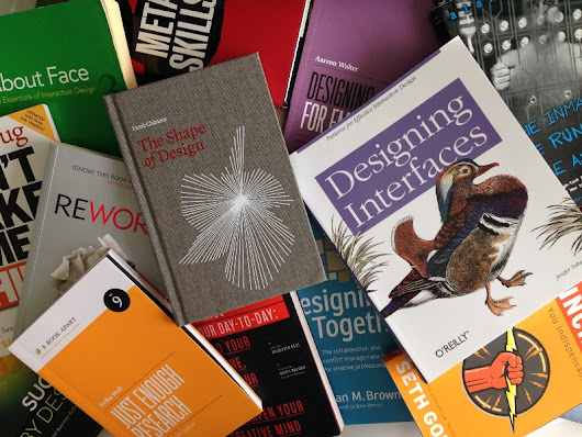 The Only UX Reading List Ever