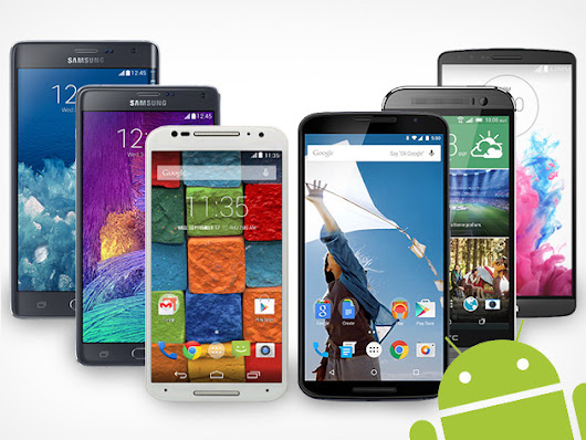 We're Putting Fate In Your Hands: Take Your Pick  From 1 Of 6 High End Android Phones