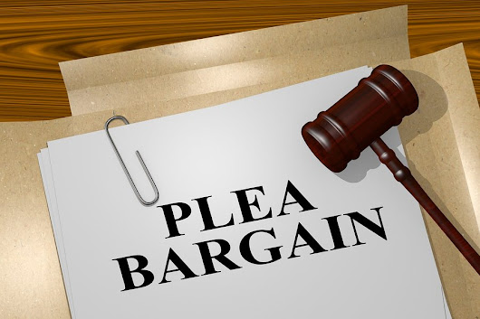 Can You Avoid Jail Time by Accepting a Plea Bargain? | Law Offices of Randolph Rice