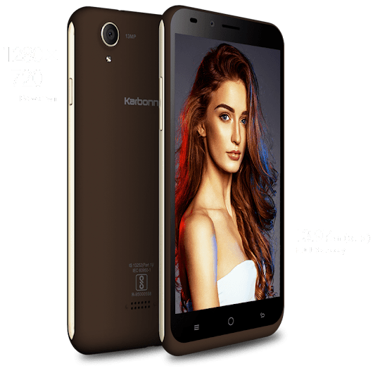 Aura Note 2 - New Android Smartphone by Karbonn Mobiles • DeveshPrabhuIN