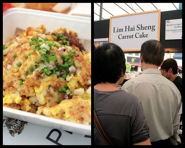 Lim Hai Sheng's Carrot Cake is worth the queue