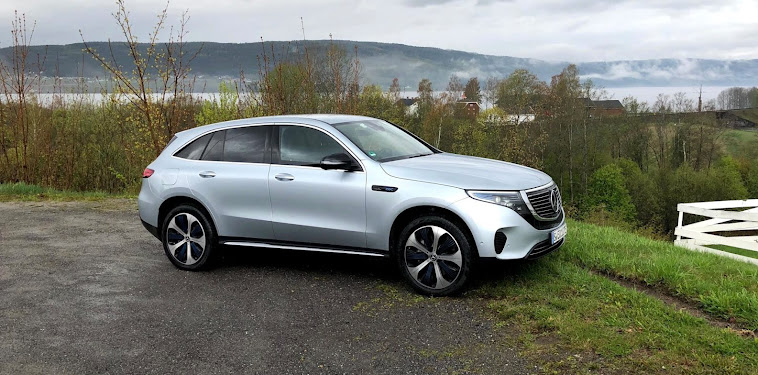 Mercedes Benz Electric Suv
