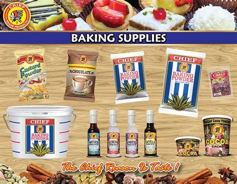 Cake supplies trinidad
