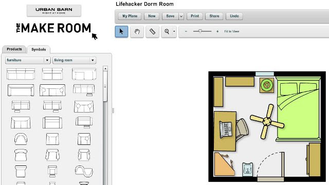 The Make Room Planner Simplifies Room Design | Lifehacker Australia
