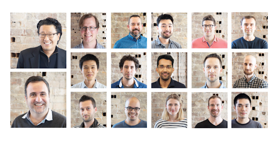Say hello to the perceptiveIO team