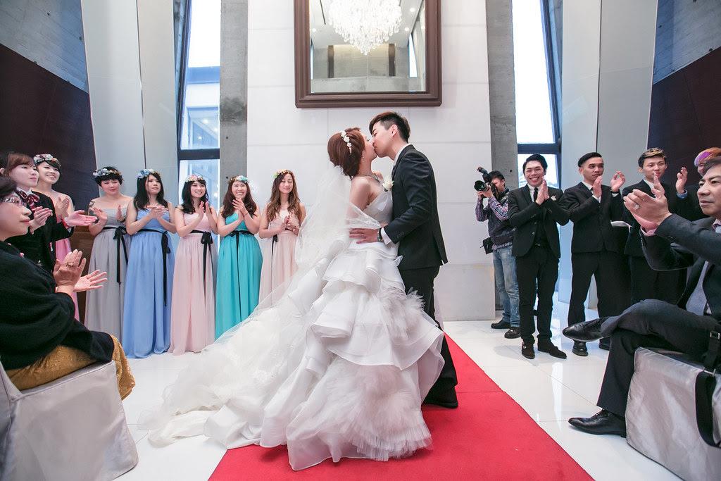 台北內湖麗庭 婚攝-BW