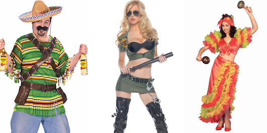 StyloceIn: 10 Offensive Latino Halloween Costumes You Should Never Wear. Ever. Please, just don't.