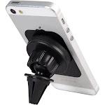 Insten Universal Air Vent Magnetic Car Mount Holder For Mobile Phones Mini Tablets - Black