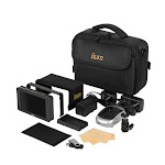 "iKan Dh5e 5"" On-camera Field Monitor Deluxe Kit, Includes Bp5 Sony L Series Dv Battery Plate - DH5E-DK-S"