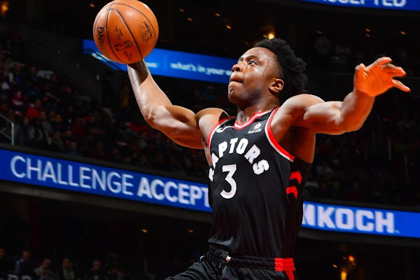 8db96cf7e7 Raptors' Anunoby hopes to return during Finals