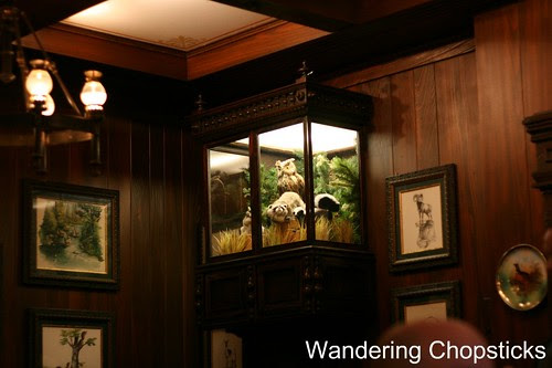 Club 33 - Disneyland - Anaheim 28