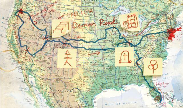 Road Map zu Demon Road