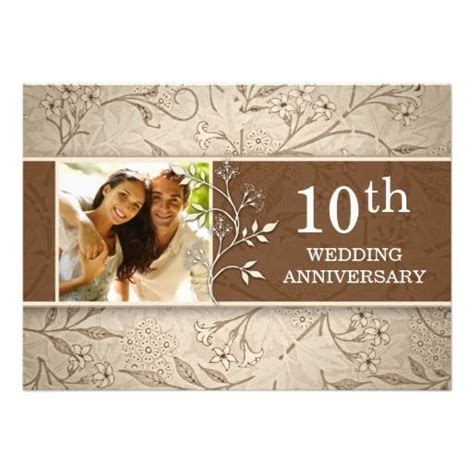 1000  ideas about 10th Wedding Anniversary on Pinterest