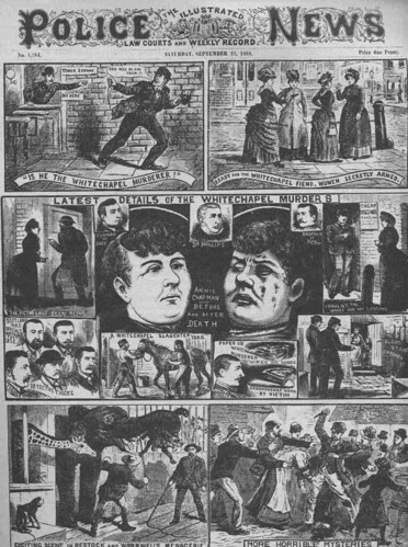 Police news 22 de septiembre de 1888