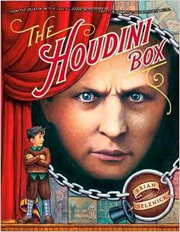 Houdini Box by Brian Selznick book cover