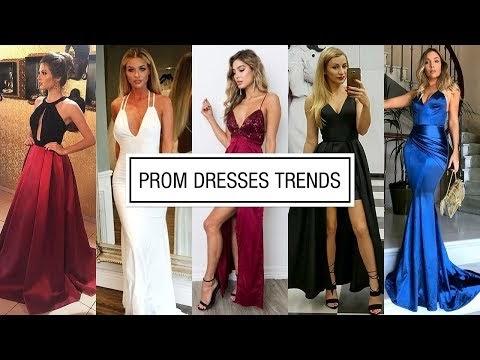 Top 5 Prom Dresses Trends of 2018 - Millybridal.org | Sponsored