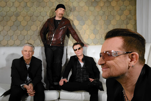 U2 talks of new album in the works, Nelson Mandela