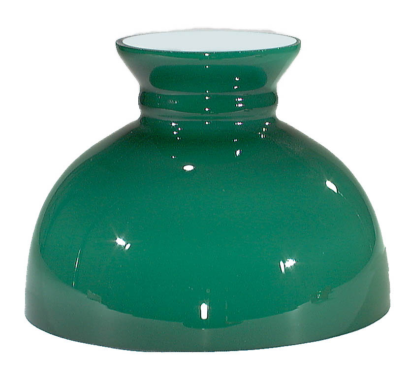 Southwestern Table Lamps Green Cased Student Shade Lamp