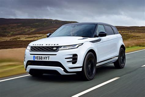 range rover evoque ride review auto express