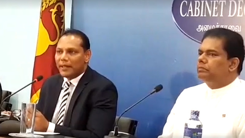 HAMBANTOTA PORT PAYMENTS speeded up