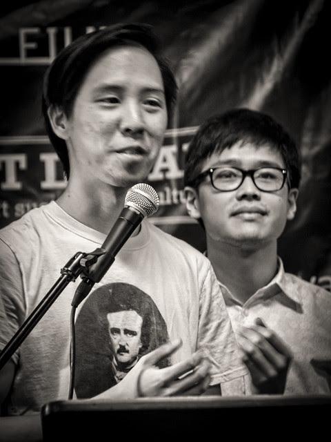 Julian Park and Joseph Kim