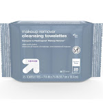 Makeup Remover Wipes - 25ct - Up&Up (Compare to Neutrogena Makeup Remover)