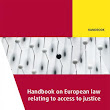 Handbook on European law relating to access to justice | European Union Agency for Fundamental Rights
