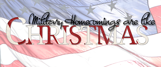 Military Homecomings are like Christmas | Patricia Knight Photography
