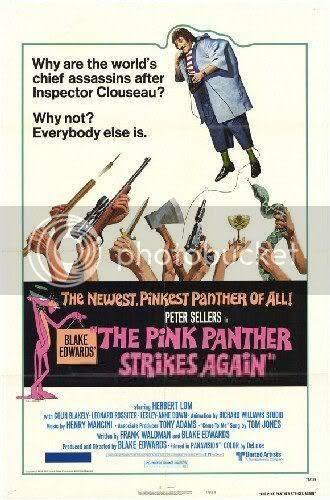 La Pantera Rosa ataca de nuevo