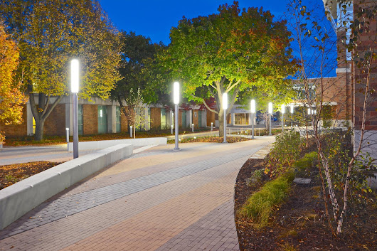 WTC CAMPUS SITE IMPROVEMENTS PROJECT WINS WI ASLA AWARD -