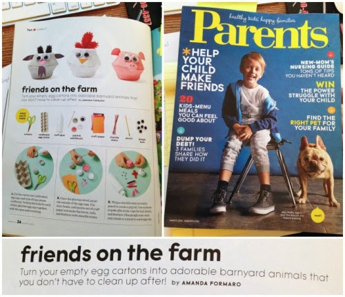 In Parents Magazine March 2015 Amanda Formaroamanda Formaro