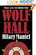 Wolf Hall by Hilary Mantel book cover