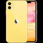 Apple iPhone 11 Refurbished - 128 GB - Yellow - Unlocked - CDMA/GSM