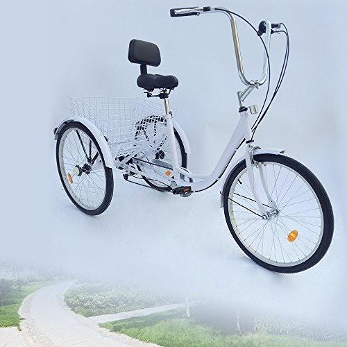 aca124a5809352 Recensione Biciclette a tre ruote per adulti con Quale Prodotto Comprare ☆