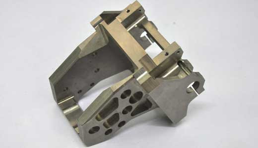 Precision CNC machining and Milling services for Aerospace and Defense Parts