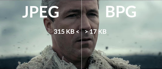 Why BPG will replace GIFs and not only.