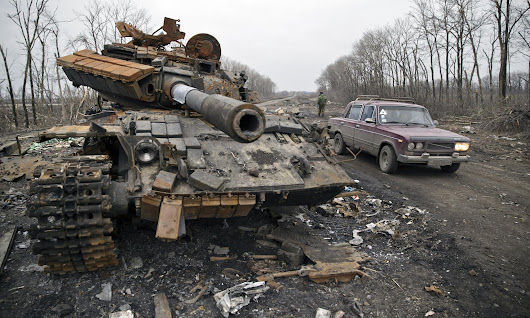 Scale of Russian military intervention in Ukraine revealed, says report | World news | The Guardian