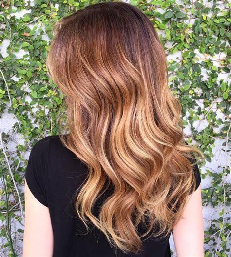 rock dark strawberry blonde hair